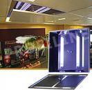 UV-Lichtfalle, ON TOP PRO 2, UV-Lampe, Fliegenfalle, Wespenfalle, Montage abgehängte Decken, Zwischendecken