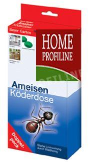 Ameisenfalle Bayer Garten Ameisenköderfallen mit Waldhonig